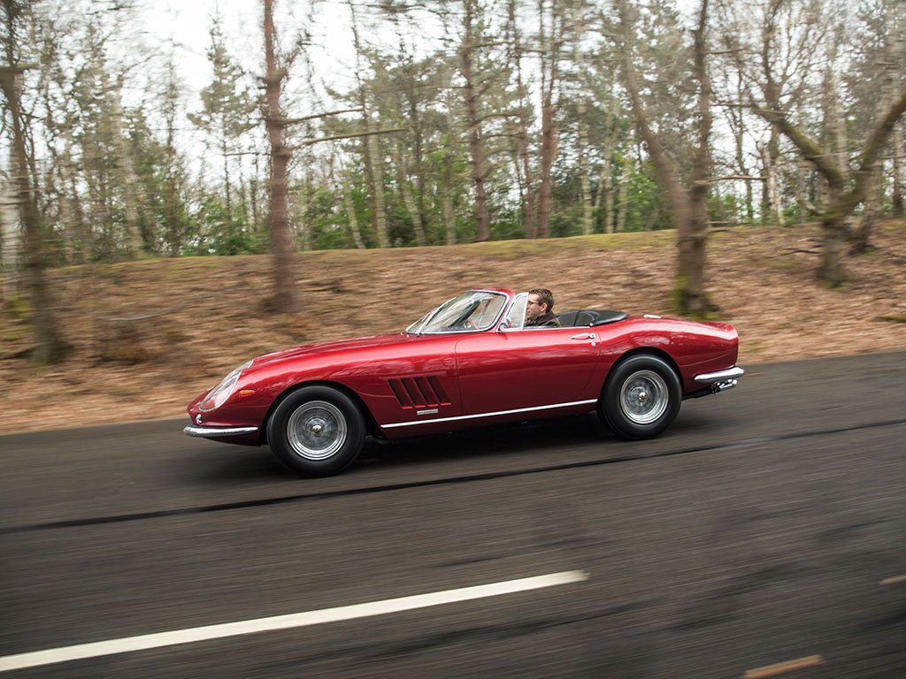 1968 Ferrari 275 GTS/4 NART Spider at RM Monaco Expected To Fetch Massive Numbers