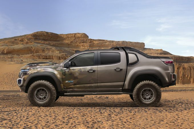 Chevrolet's New Army Truck is Pure American Awesomeness