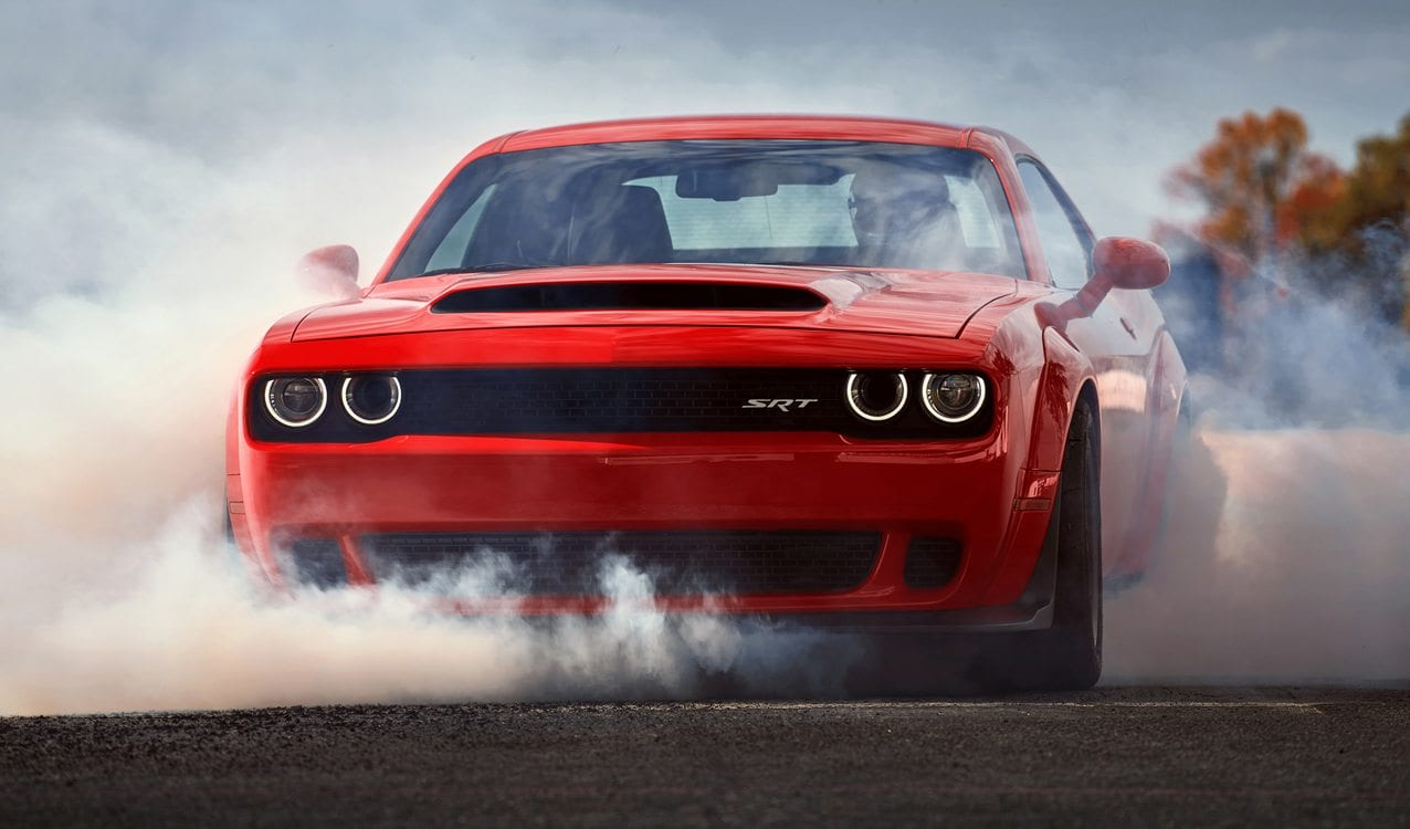 2018 Dodge Demon Specs Photos Price Review