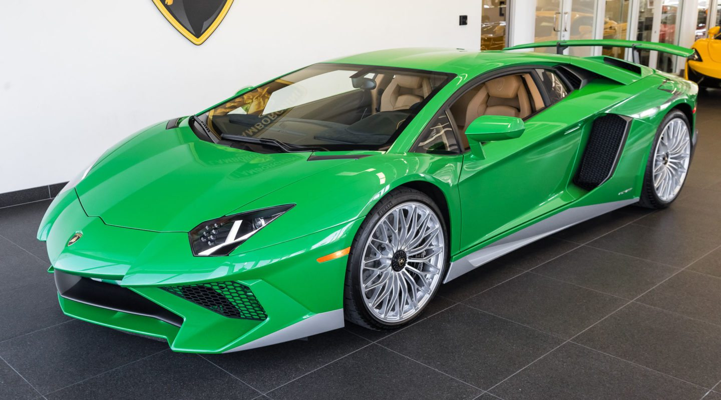 One Off Miura Inspired Lamborghini Aventador Sv Revealed