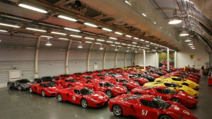 Sultan of Brunei Car Collection is at 7,000 Cars & Growing
