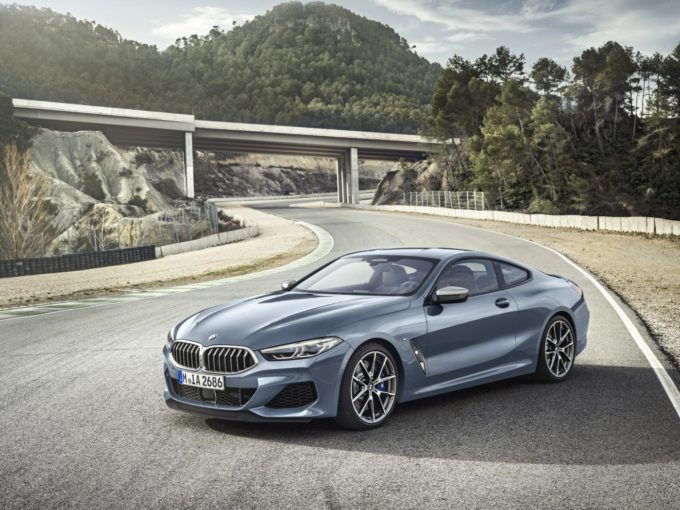 All-New 2019 BMW 8 Series Coupe Finally Revealed